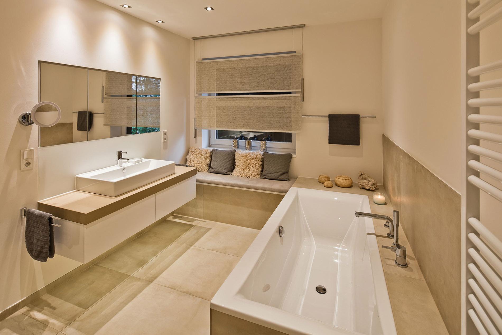vielseitiges wohlf hl bad in naturt nen tischlerei sch pker. Black Bedroom Furniture Sets. Home Design Ideas