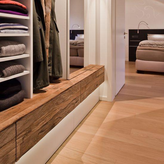 Schlafzimmer & Ankleide Referenzen - schöpker holz-wohn-form ...