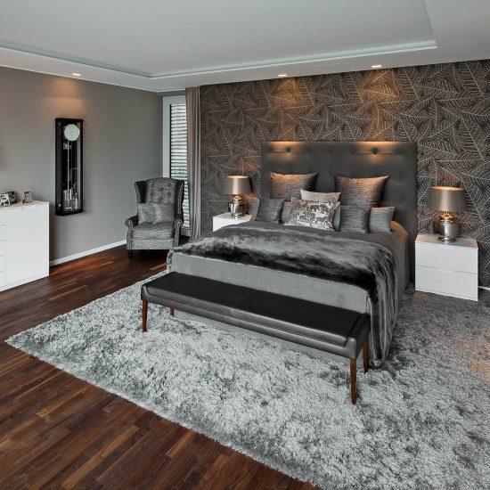 Schlafzimmer Mit Ankleide schlafzimmer ankleide referenzen schöpker holz wohn form gmbh
