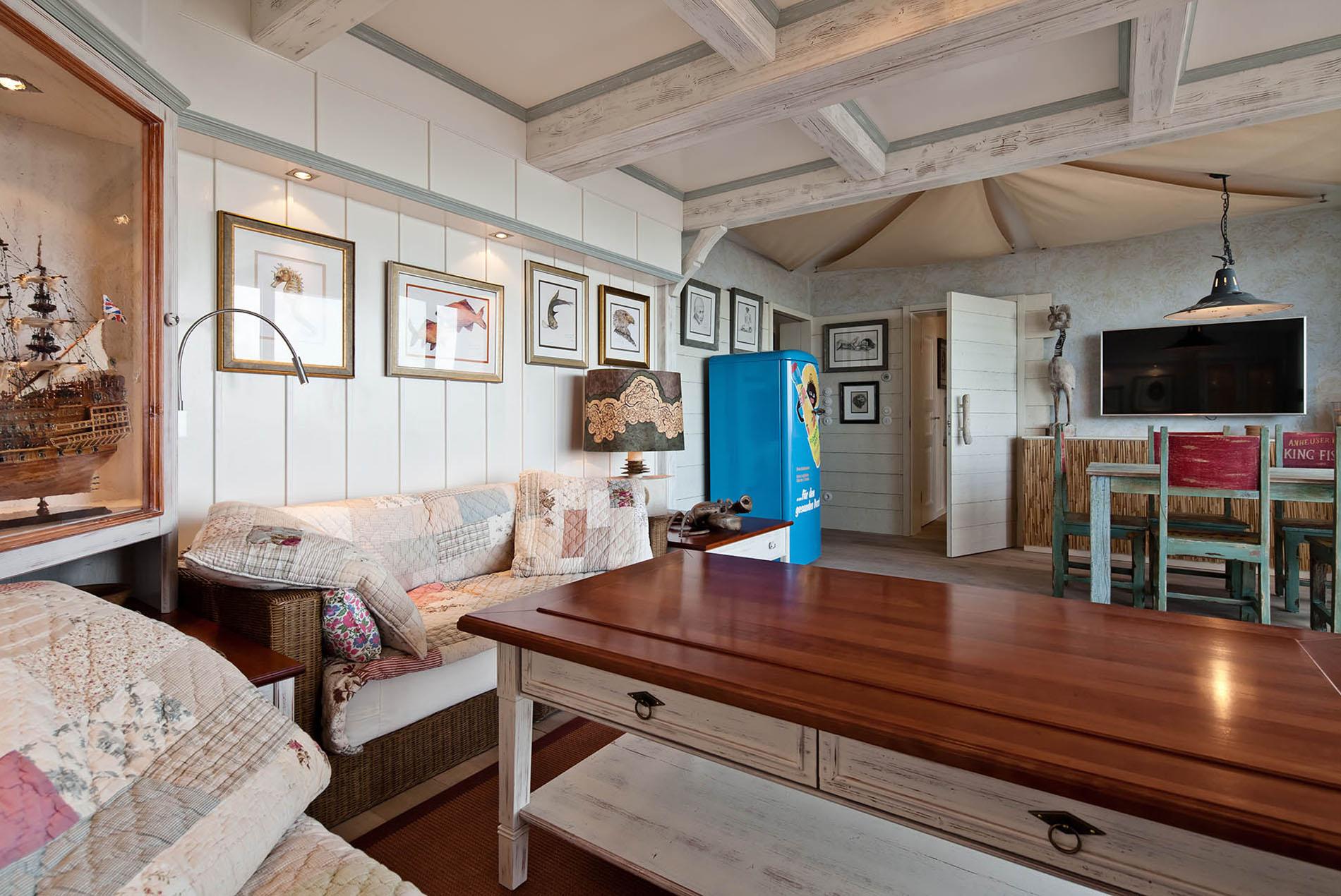 Uriges Wohnzimmer Im Surfer Style Tischlerei Schopker