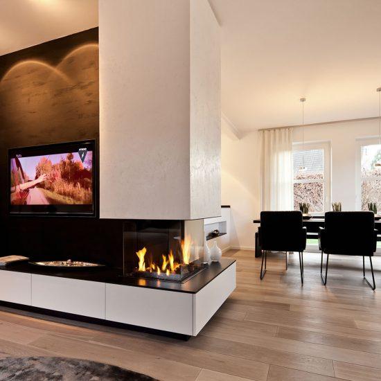 Wohnzimmer Referenzen - Schöpker Holz-Wohn-Form Gmbh & Co. Kg